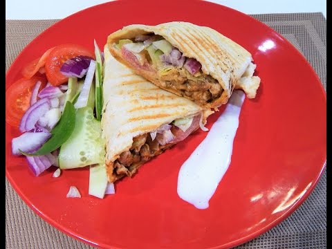 Doner Kebab – Home Style Turkish Kebab Recipe