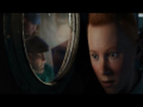 The Adventures of Tintin - The Secret of the Unicorn (3D) First Look Trailer