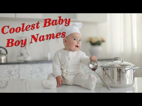 COOLEST BABY BOY NAMES 💙(Best Baby Names) VOTE BELOW⭐