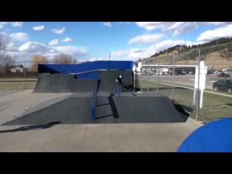 Spearfish skate park
