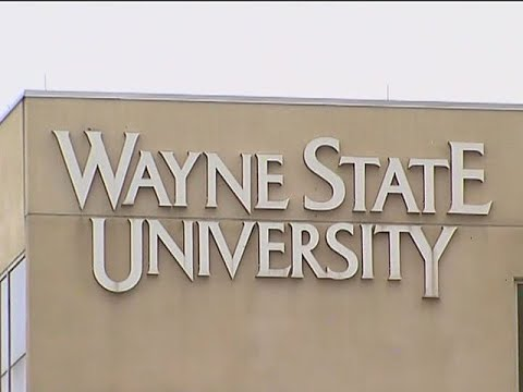 Students protest act of hate at Wayne State University now under police investigation