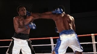 preview picture of video 'Championnat d'Afrique de Boxe Professionnelle à Niamey en 2012 (III)'