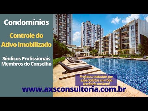 Condomínios - Gestão Patrimonial Consultoria Empresarial Passivo Bancário Ativo Imobilizado Ativo Fixo