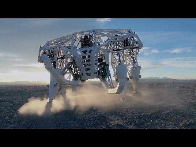 Компания Furrion Exo-Bionics создает новый вид спорта – гонки в экзоскелетах