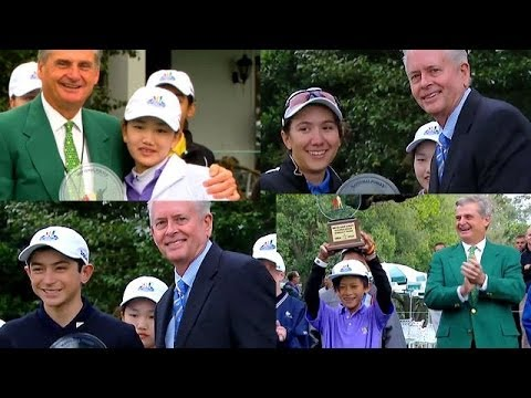 Drive, Chip & Putt Nat'l Finals: Highlights from Augusta National