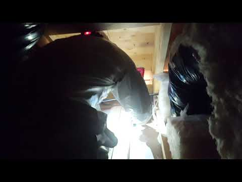 Sealing Up Air Gaps in Attic in Belmar, NJ