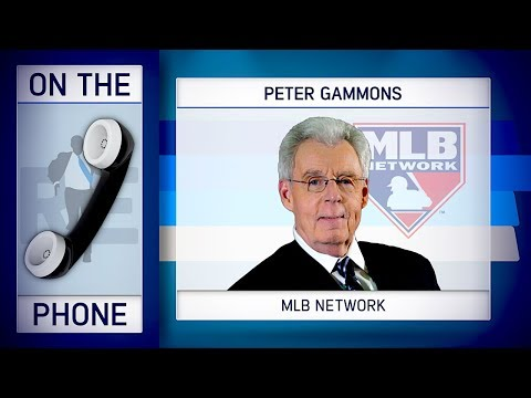 MLB Network's Peter Gammons Talks MLB Playoffs & More w/Rich Eisen | Full Interview | 10/1/18