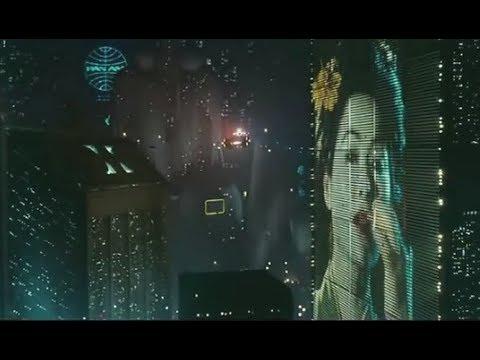 BLADE RUNNER 2019 ~ 2049  ft. Vangelis - Blade Runner End Titles TRANSLUNARFIED VERSION