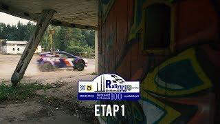 RALLY ELEKTRENAI 2018: ETAP 1