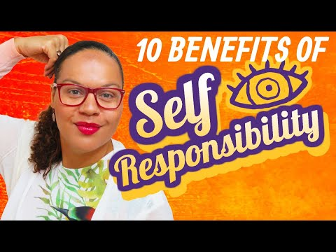 10 Benefits of self responsibility