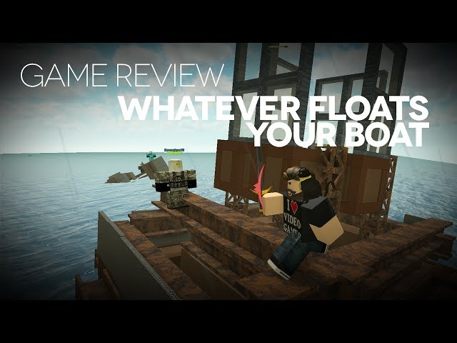 Whatever Floats Your Boat Game Review