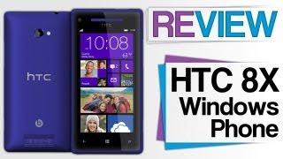 HTC Windows Phone 8X Review - Smartphone Test - deutsch/german