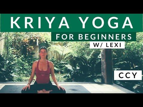 Sattvic Tradition Kriya Yoga for Beginners - What is Kriya Yoga?