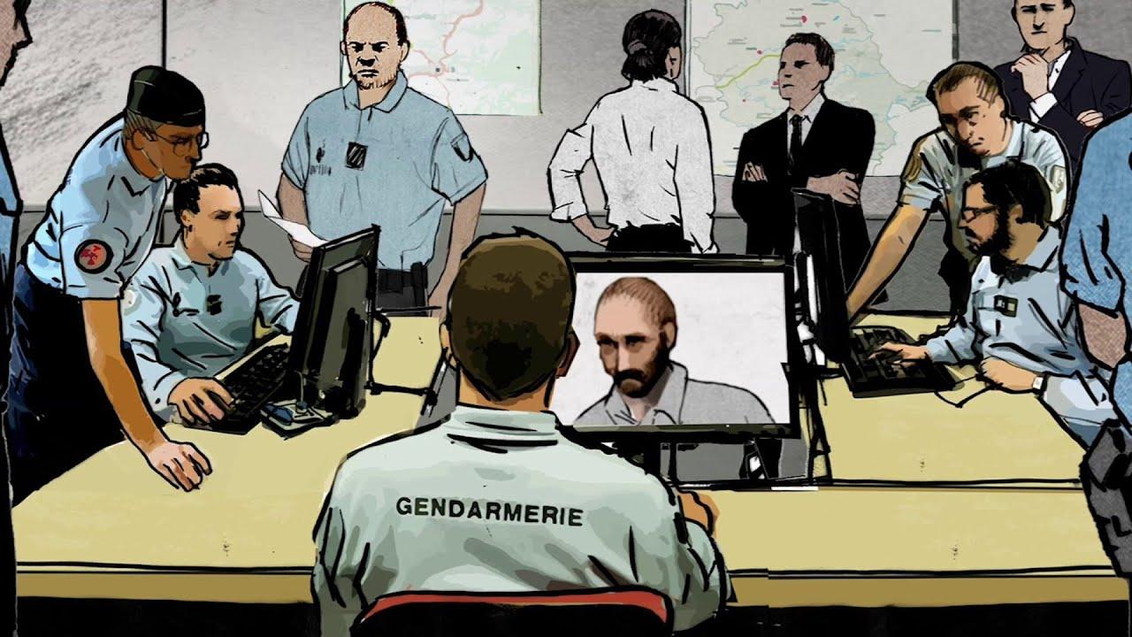 LIGNE ROUGE - Les enquêteurs ont déployé les grands moyens pour la garde à vue de Cédric Jubillar