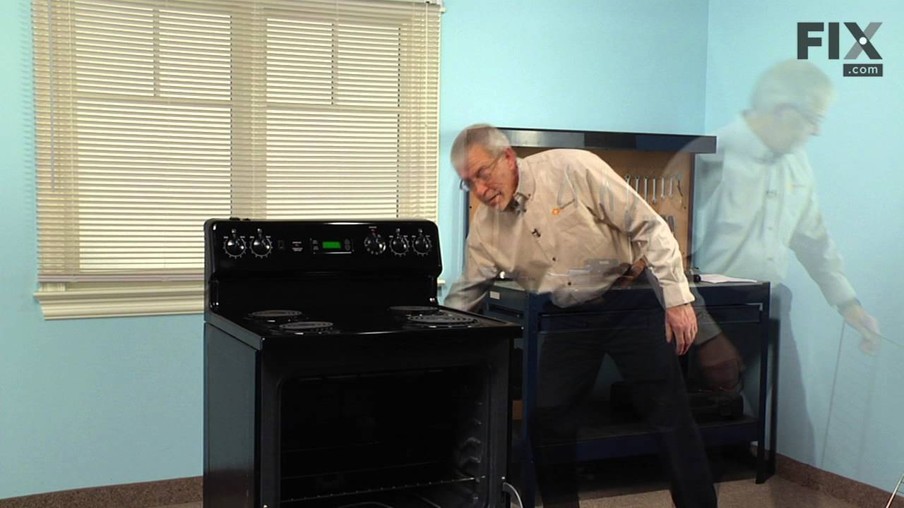 Replacing your General Electric Range Oven Rack