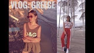 VLOG: GREECE   ОТДЫХ В ГРЕЦИИ