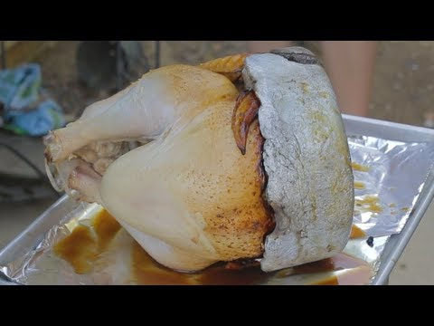 Cooking a Turkey with Molten Aluminum