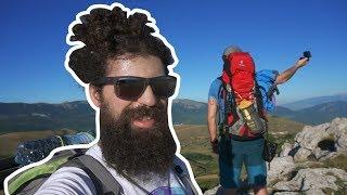 Arrosticini, Montagne E Bivacco In Abruzzo *SPETTACOLARE*