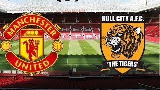 Video Manchester United Vs Hull City 29th November