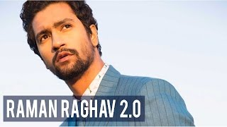Vicky Kaushal Locked Himself Up To Tap Dark Side For Raman Raghav 2 0