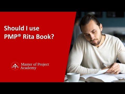 Should I use PMP® Rita Book? - YouTube