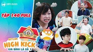 """Gia đình là số 1 sitcom   Tập 140 full: Bà Bé Năm quyết định """"thay đổi"""" khiến cho cả nhà điêu đứng"""