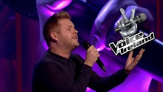 Ashley Crowe - Walking On Broken Glass - The Voice of Ireland - Blind Audition - Series 5 Ep1