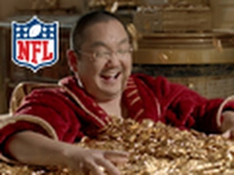 NFL Fantasy, and NFL Fantasy $1,000,000 Commercial (2012) (Television Commercial)