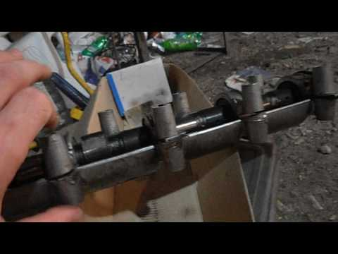 ремонт распредвала ваз 2101-07