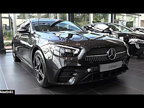 2021 NEW Mercedes E Class | Facelift MBUX E Class AMG W213 FULL REVIEW Interior Exterior