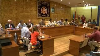 Aclaración sobre la declaración de apoyo a los bomberos de PROEMAID retirada del pleno municipal de
