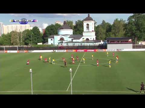 ФК Строгино - Спартак-Москва - 1:2 | Тов. матч | Обзор