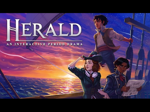 Herald: Launch Trailer - OUT NOW! thumbnail