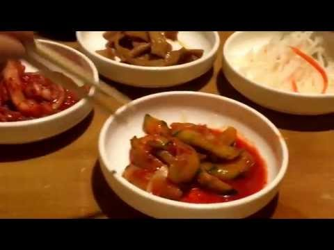 Video Korean BBQ at Koryo Restaurant, Glendale, Arizona