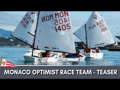 Monaco Optimist Team Race 2018 - Teaser