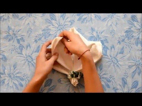 search result youtube video servietten falten lilie. Black Bedroom Furniture Sets. Home Design Ideas