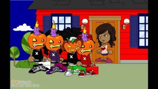 Trick Or Treating With Mindless Behavior