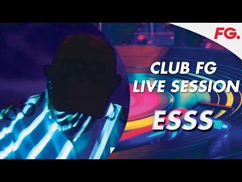 ESSS   CLUB FG   LIVE DJ MIX   RADIO FG