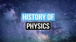 The History of Physics and Its Applications
