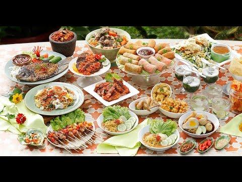 Video Makanan Enak Nusantara, Yang mana favoritmu ??