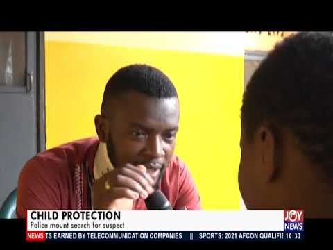 Child Protection - News Desk on JoyNews (15-11-19)