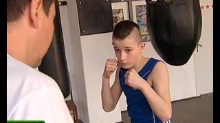 Юний боксер кинув виклик Василю Ломаченку