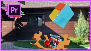 How To Make Flying Objects and Toys In Adobe Premiere