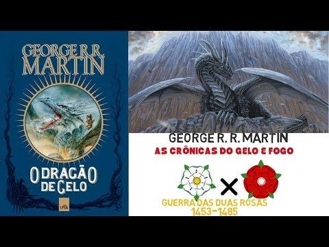 O DRAGÃO DE GELO - GEORGE R.R. MARTIN ? RESENHA ANIMADA