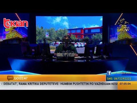 Aldo Morning Show - Emisioni dt.10 shtator 2019