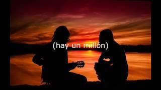 Un millón como tú, Letra (lasso ft cami)