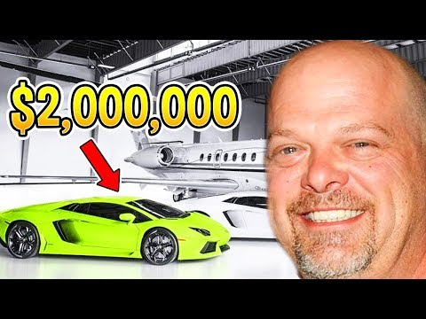 10 Things Rick Harrison Inherited From The Old Man