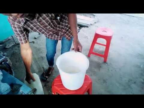 Video Cara membuat martabak manis ( martabak kacang )