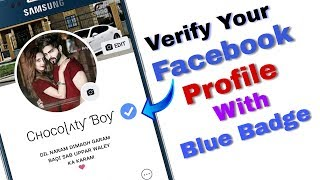 Gambar cover How To Verify Your Facebook Profile With Blue Badge//Android Tech Guru