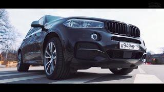 Тест-драйв от Давидыча BMW X5 M 50D